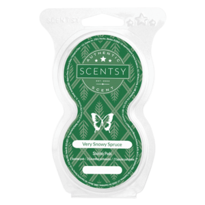Very Snowy Spruce Scentsy Pod Twin Pack