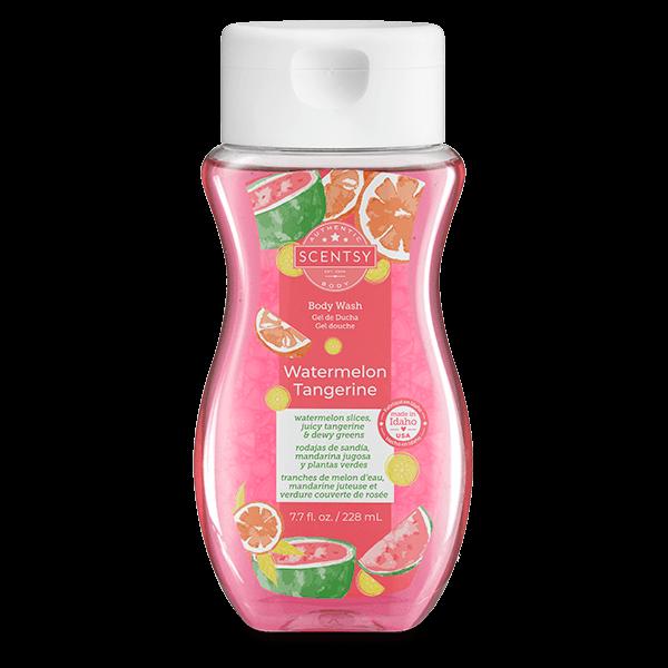 Watermelon Tangerine Scentsy Body Wash