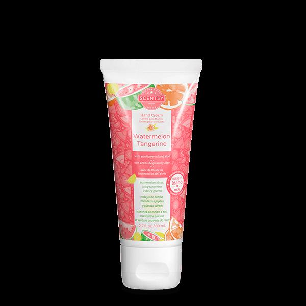 Watermelon Tangerine Scentsy Hand Cream