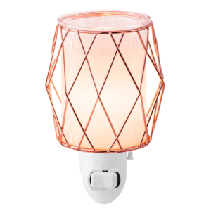 Wire You Blushing? Mini Scentsy Warmer